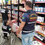Forças de Segurança de Goiás intensificam combate à prática de preços abusivos e falsificação de produtos