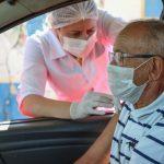 Anápolis retoma vacinação contra a gripe com cinco pontos de 'drive-thru'