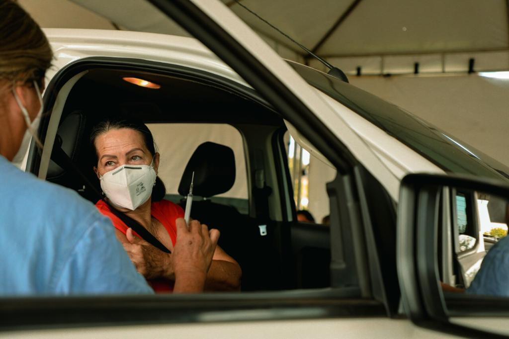 Vacinação contra Covid-19 para idosos com 63 anos, retorna neste sábado em Anápolis